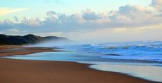 Cape Vidal, South Africa:  a beautiful place to  spend my days