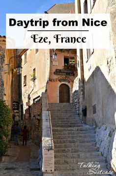 Day Trips from Nice Archives - The Talking Suitcase
