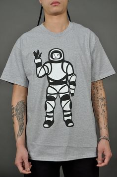 Official Canadian Urban Clothing Store - Shopcitystyles.com - Billionaire Boys Club New Astronaut grey