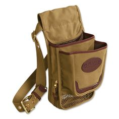 Shotgun Shell Holder / Montana Clays Shell Pouch -- Orvis