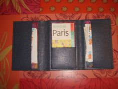 Des explications pour un range-tickets ... - Cartonnage et compagnie !!! Plans, Ticket, Archive, Pdf, Couture, Blog, Cartonnage, Manualidades, Parisians