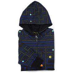 My Pac-Man hoodie (from thinkgeek.com)