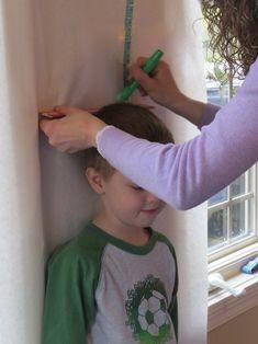 Exploring measurement in preschool