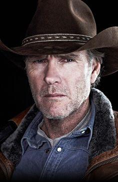Robert Taylor as Sheriff Walt Longmire
