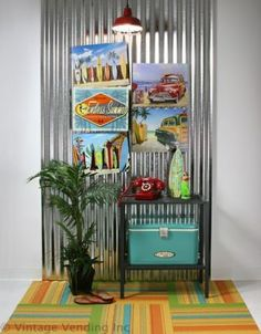 Surf shack on pinterest surfboard beach shack and beach for Surfboard decor for bedrooms
