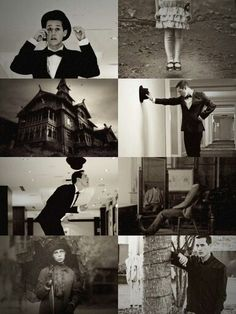 Jesse and Miss Peregrine's Home for Peculiar Children