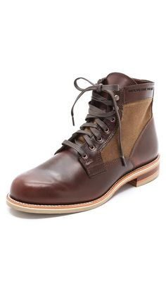 Wolverine 1000 Mile White Pine Boots - I may have to keep an eye out for clearance pricing on theses.