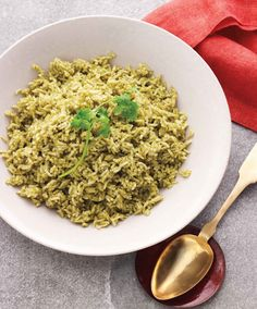 Extreme Makeover – Rice Edition