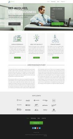 Kyeema website by M/Z
