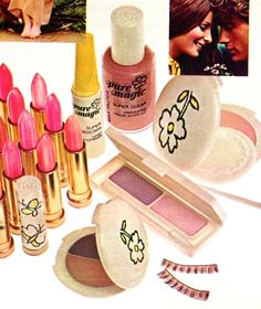 "Max Factor ""Pure Magic"" Cosmetics, 1968"