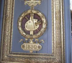 Gilding from the Versailles Palace, France