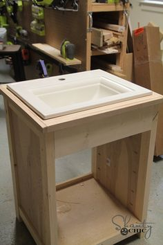 reserved for cami - - reclaimed barn wood bathroom vanity turned