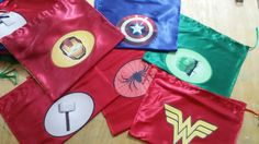 capas Super Heróis