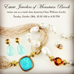 Our Invitation to CWC Trunk Show