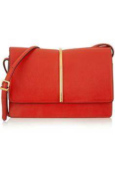 Nina RicciArc leather shoulder bag