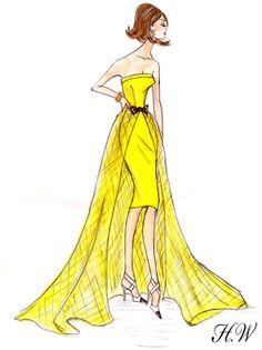 Hayden Williams Fashion Illustrations: Hayden Williams For Barbie 2010: Barbie Fashion Model Collection Part 2.