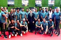 सचिन की बायोग्राफी फिल्म की स्क्रीनिंग पर क्रिकेटर्स का जमावड़ा | Punjab Kesari
