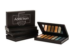 Younique's moodstruck addiction eyeshadow palettes! The new loves of your life. Check them out at youniqueproducts.com/AliciaLeVesque