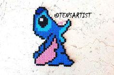 Stitch hama beads by tensartist