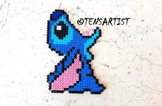 Stitch hama beads by tensartist