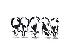Buy Five cows (Linocut) Linocut by Becca Alaway on Artfinder. Paintings For Sale, Animal Paintings, Animal Tatoos, Cow Tattoo, Cow Drawing, Coy Fish, Bird Artwork, Cow Art, Planner