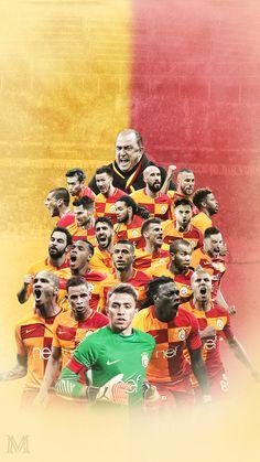 Galatasaray Team Mobil Duvar Kağıdı