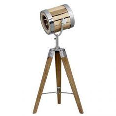 Hollywood Directors Natural Table Lamp - Casafina