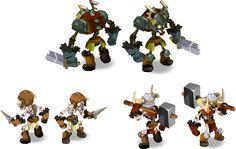 Небольшая подборка персонажей из Dofus. Предыдущая часть - здесь. Мало буков и много красоты ниже:
