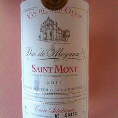 Duc de Meynan - Saint Mont