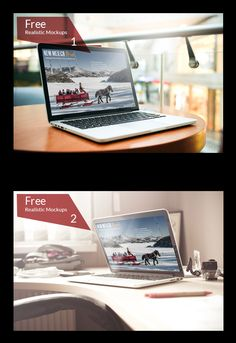 Free Realistic Mockups, #Display, #Free, #Graphic #Design, #iPhone, #Laptop, #Mobile, #MockUp, #Presentation, #PSD, #Resource, #Showcase, #Template