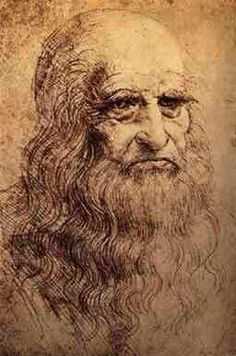Leonardo da Vinci    WOULD LOVE TO HAVE A CHAT WITH HIM