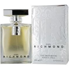 JOHN RICHMOND by John Richmond EAU DE PARFUM SPRAY 3.4 OZ Vintage Perfume,  Top Perfumes 29bfbc9eaf