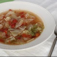 Healing Cabbage Soup - Allrecipes.com