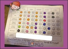 Easy to Implement Behavior Charts...simple forms to fill out each day for behavior intervention. These are perfect for keeping parents informed and tracking their progress throughout the day! Editable so you can choose student goals, and you can choose how many parts of the day are tracked!