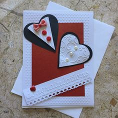 Handmade Wedding card Able to change colour to suit and add name of couple if needed Blank insert White envelope included Comes in a plastic sleeve Card is shipped in between two cardboards and posted in a padded postal envelope.