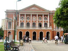 Bela cidade de Belém.