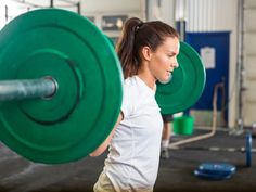 These strength training workout videos from top trainers make it easy to get started with (heavy) weight lifting. Michelle Lewin, Strength Training Workouts, Weight Training, Leg Training, Kettlebell Training, Triathlon Training, Heavy Weight Lifting, Weight Loss, Lose Weight