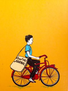 """Back cover of """"Henry and the paper route"""" Japanese edition Beverly Cleary, Children's Picture Books, Vintage Children, Children's Books, Childhood Memories, Illustrators, Japanese, Paper, Pictures"""
