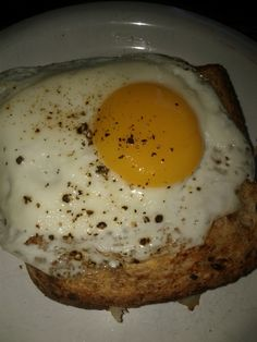 Recipe: Croque Madam   Me and Jorge: Belly Fat Cure Diet   Belly Fat Cure by Jorge Cruise