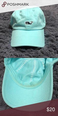d48b0f021ef Vineyard Vines ballcap Light blue vineyard vines hat Small sign of wear on  inside bill Adjustable