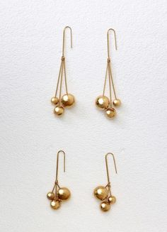 Dot Triple Earrings - Céline