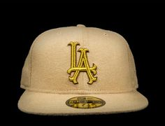 f0baf467d0332 LA Cashemere 59Fifty Fitted Baseball Cap by NEW ERA