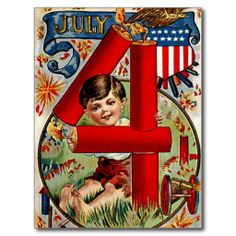 Happy birthday america, happy 4 of july, vintage postcards, vintage cards, 4th Of July Images, Patriotic Images, My Funny Valentine, 4th Of July Party, Fourth Of July, Vintage Cards, Vintage Postcards, Vintage Ephemera, Vintage Clip