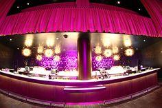 One of three bars at Life nightclub inside SLS Las Vegas.