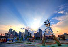 Traveling Man, Deep Ellum, Dallas