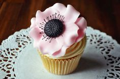 Tutorial Tuesday: How to Make a Sugar Anemone Flower! - Cake Decorating Tutorials, Cake Decorating Supplies, Baking Supplies, Extracts, Essences