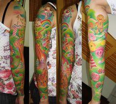 Doces Trust Tattoo Beto
