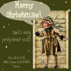 Merry Christmas to all of you from all of us at Allen Sigmon Real Estate Group