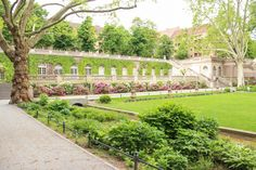 The 10 favorite parks in Berlin Berlin's getting warmer each day and the park season is in full bloom. Urban parks are more than just stretches of green amidst buildings and traffic. Entering