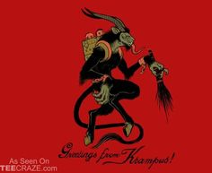 Greetings from Krampus! by Missmonster Greetings from Krampus! by Missmonster Greetings from Krampus! Norse Mythology Names, Model Architecture, Cool Skeleton, Sabbats, Creepy Art, Aesthetic Design, Creative Art, Cool T Shirts, Greeting Cards